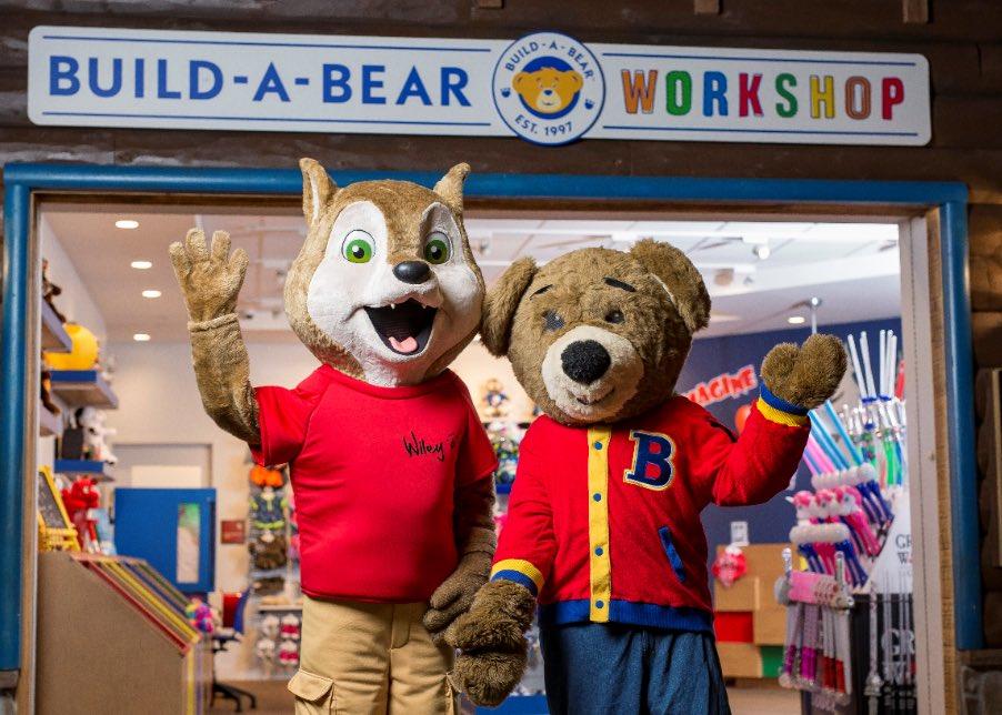孩子們心中的英「熊」,Build-A-bear給你難忘的體驗