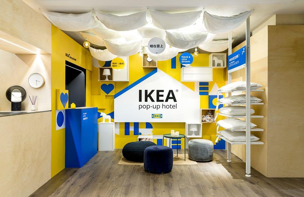 IKEA行銷 品牌體驗改造捷運站成打卡新熱點