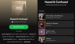 Spotify訂閱