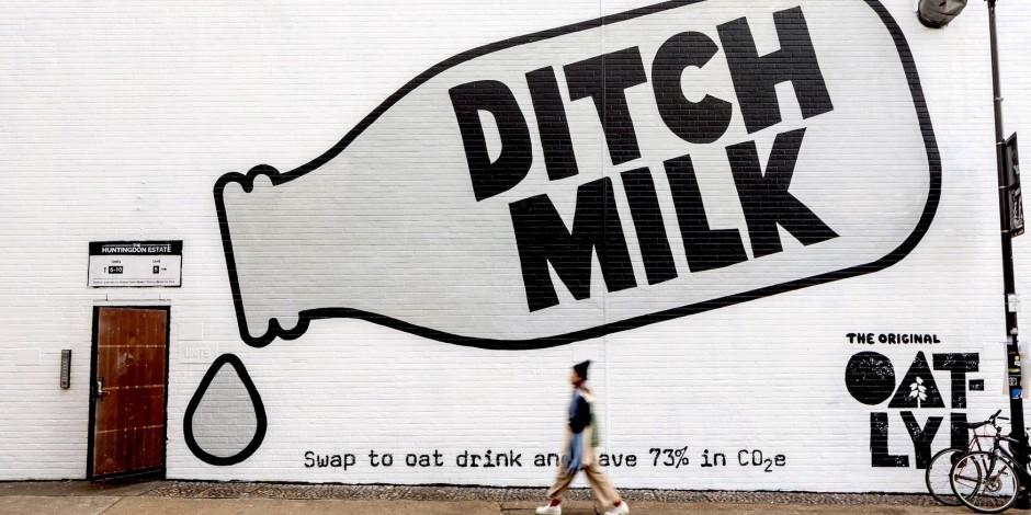 燕麥奶 品牌Oatly轉型成功 成為 燕麥奶 代名詞